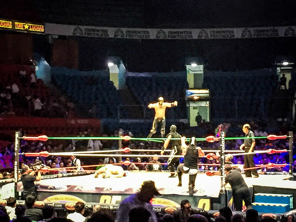 3 Days in Mexico City Itinerary Lucha Libre Mexican Wrestling