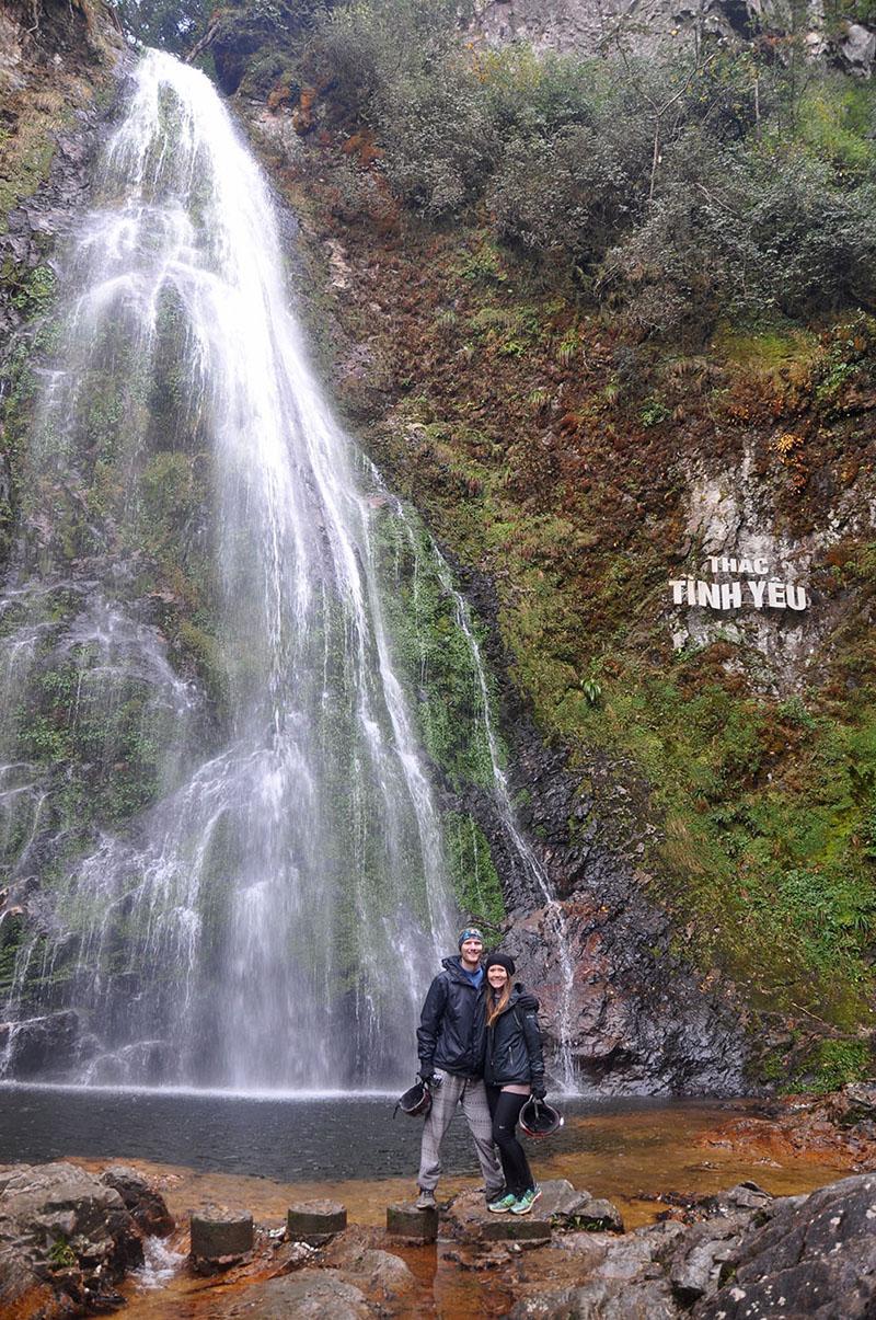 Love Waterfall Sapa Vietnam Itinerary
