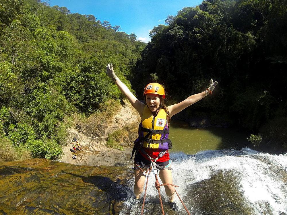 Canyoneering Da Lat Vietnam