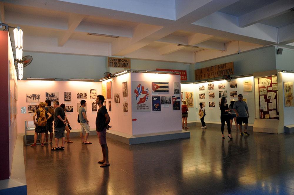 Saigon American War Museum Vietnam Itinerary