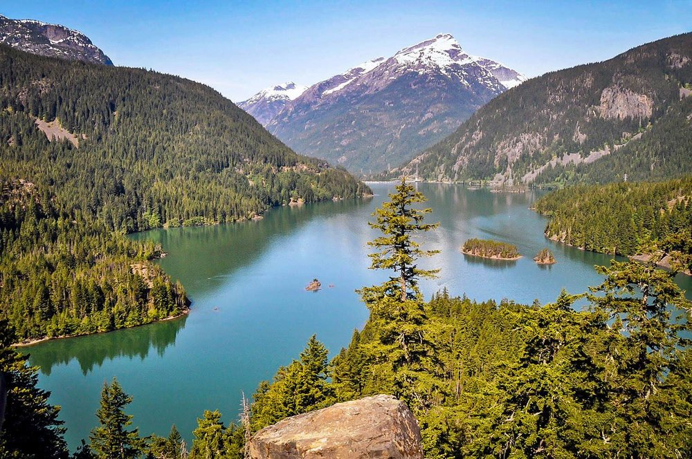 Best Things to Do in Washington State Lake Diablo