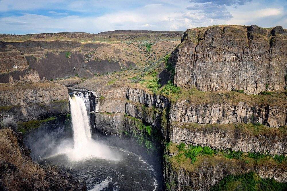 Best Things to Do in Washington State Palouse Falls