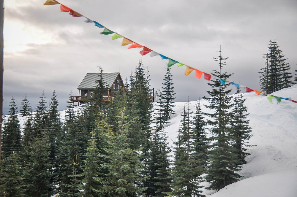 Best Things to Do in Washington State Mountain Hut