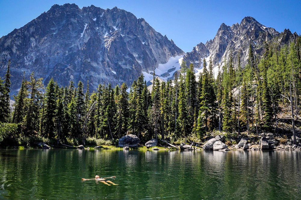 Best Things to Do in Washington State Colchuck Lake Enchantments