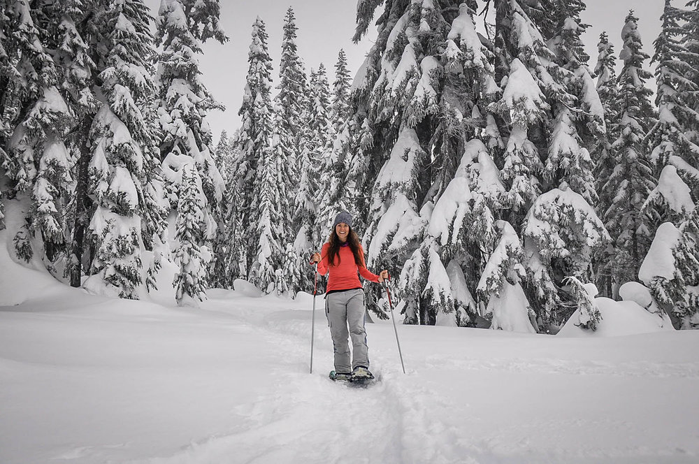 Best Things to Do in Washington State Snowshoeing