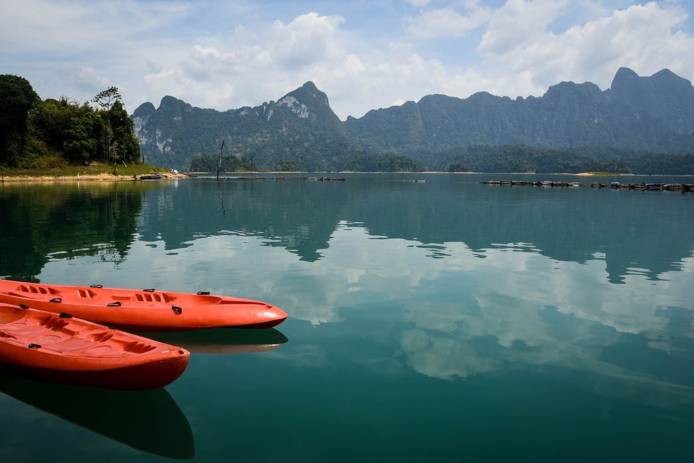 Khao Sok National Park Travel Guide Floating Bungalows