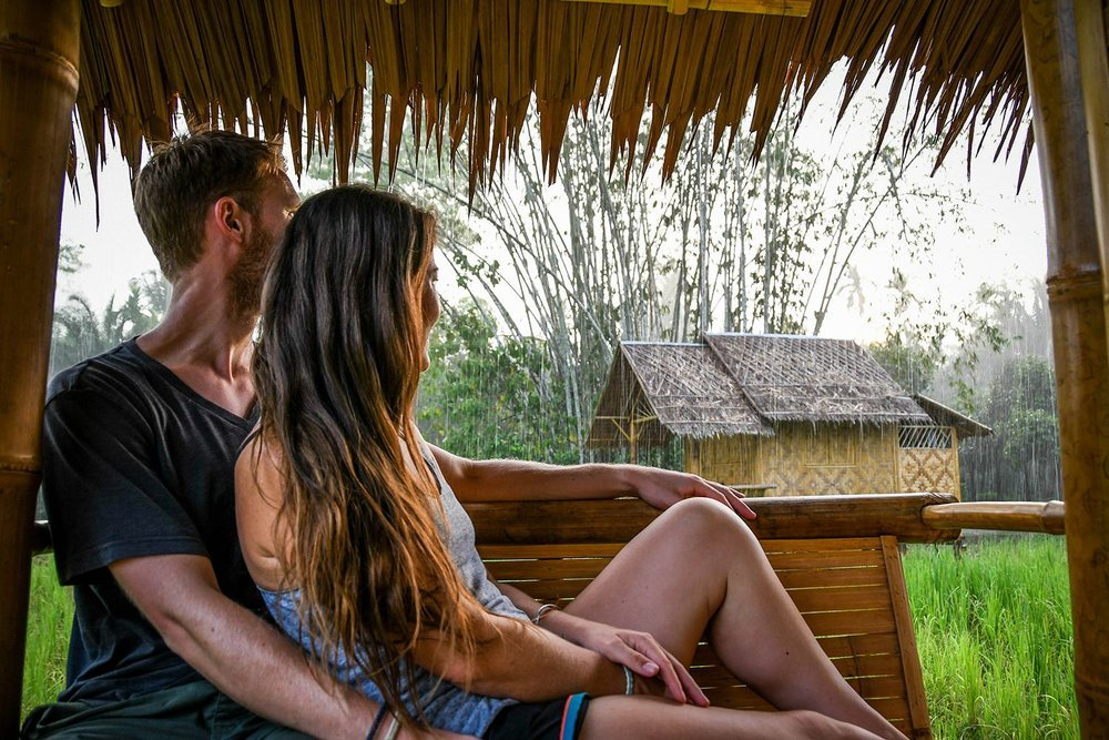 Khao Sok National Park Travel Guide Our Jungle Camp Bamboo Bungalows