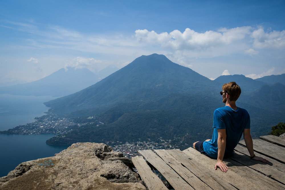 Things to Do in Lake Atitlan: Indian Nose Hike