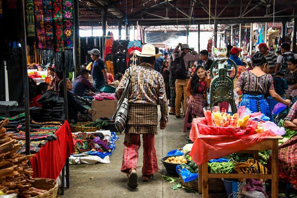 Things to Do in Lake Atitlan: Solola Market