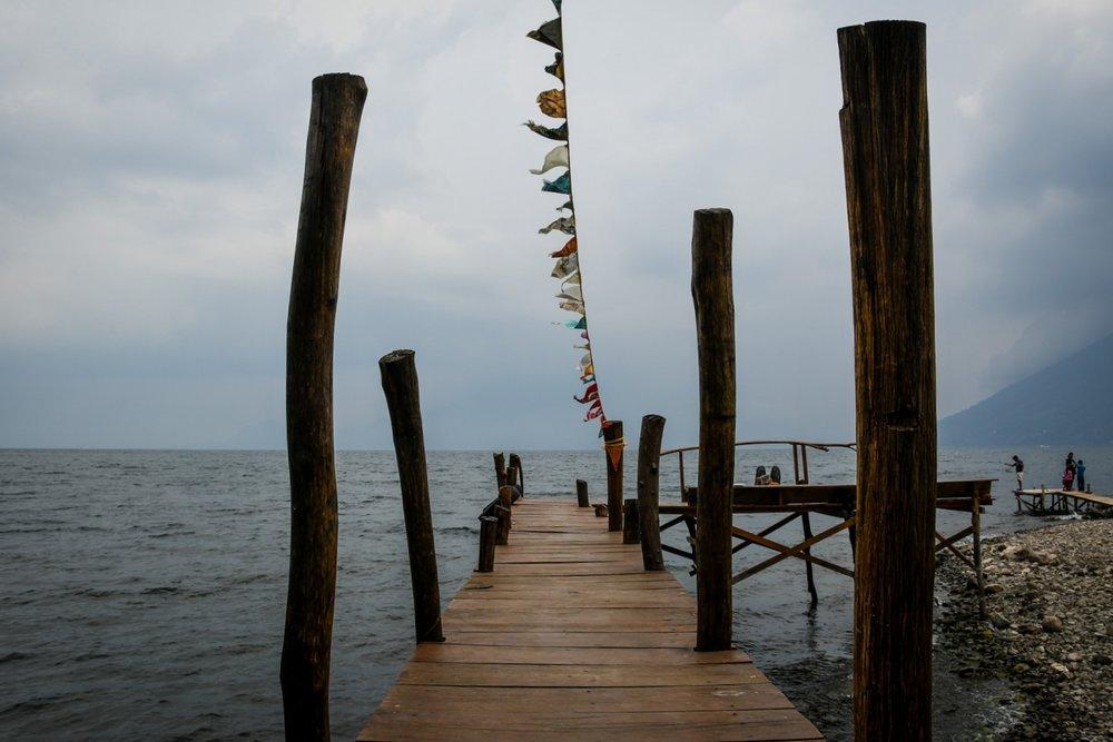 Things to Do in Lake Atitlan: Swimming in the Lake