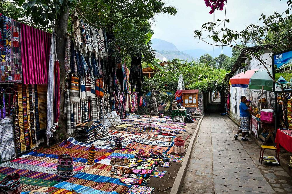 Things to Do in Lake Atitlan: San Marcos Vendors