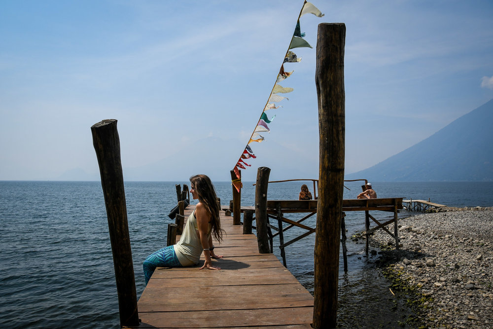 Things to Do in Lake Atitlan: San Marcos Dock