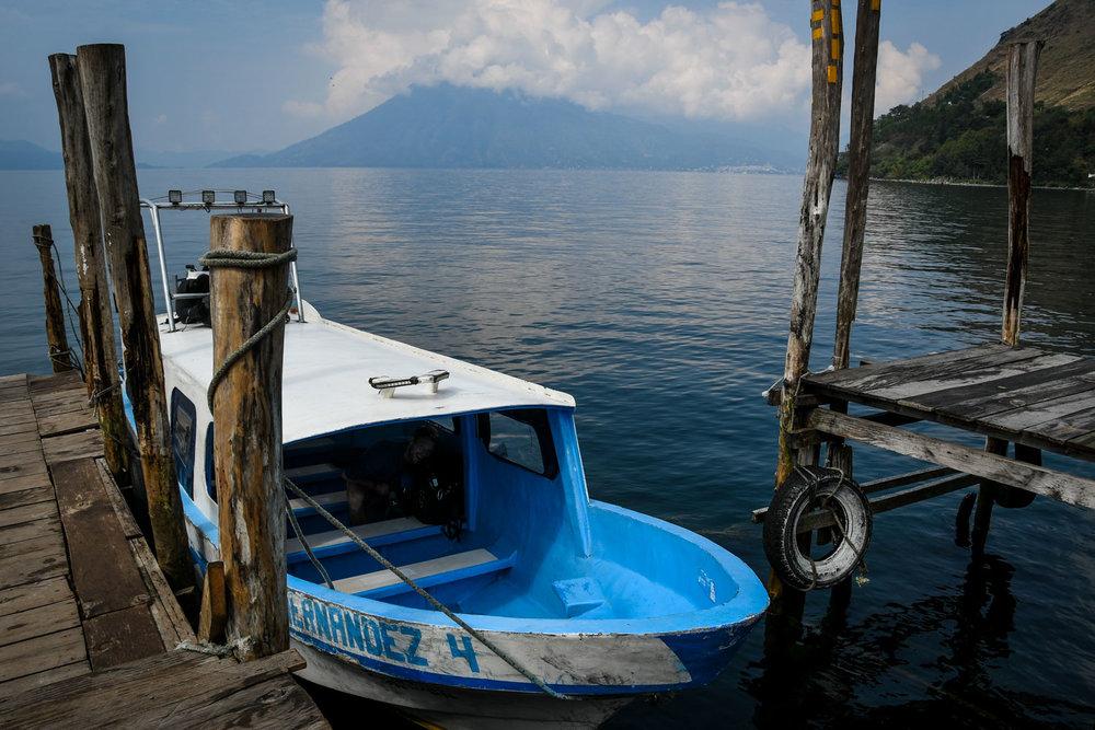Things to Do in Lake Atitlan: Lanchas Boats