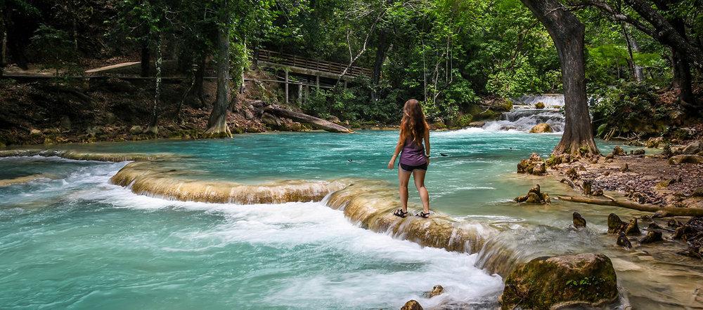 Mexico Travel Guide: El Chiflon Waterfall