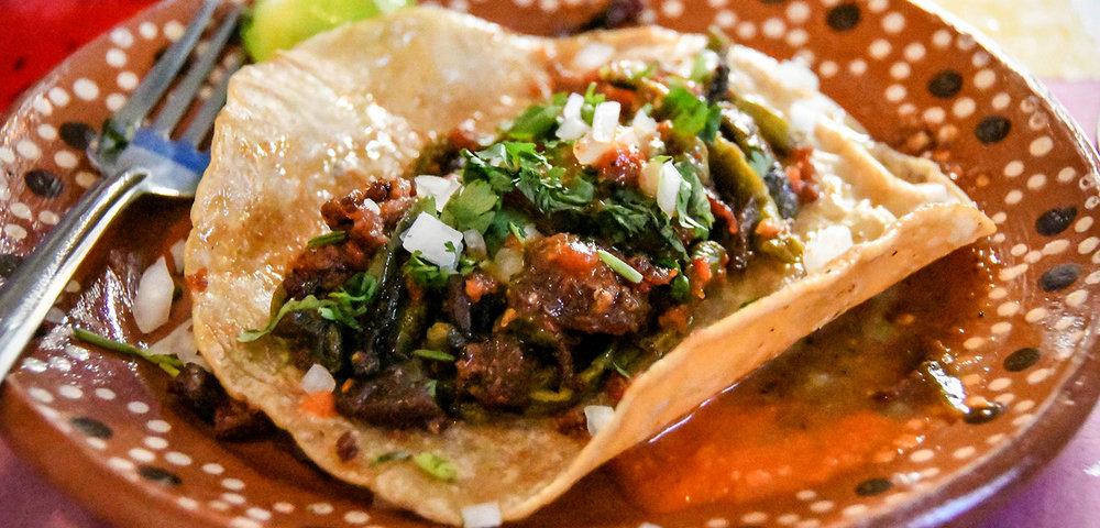 Mexico Travel Guide: Tacos