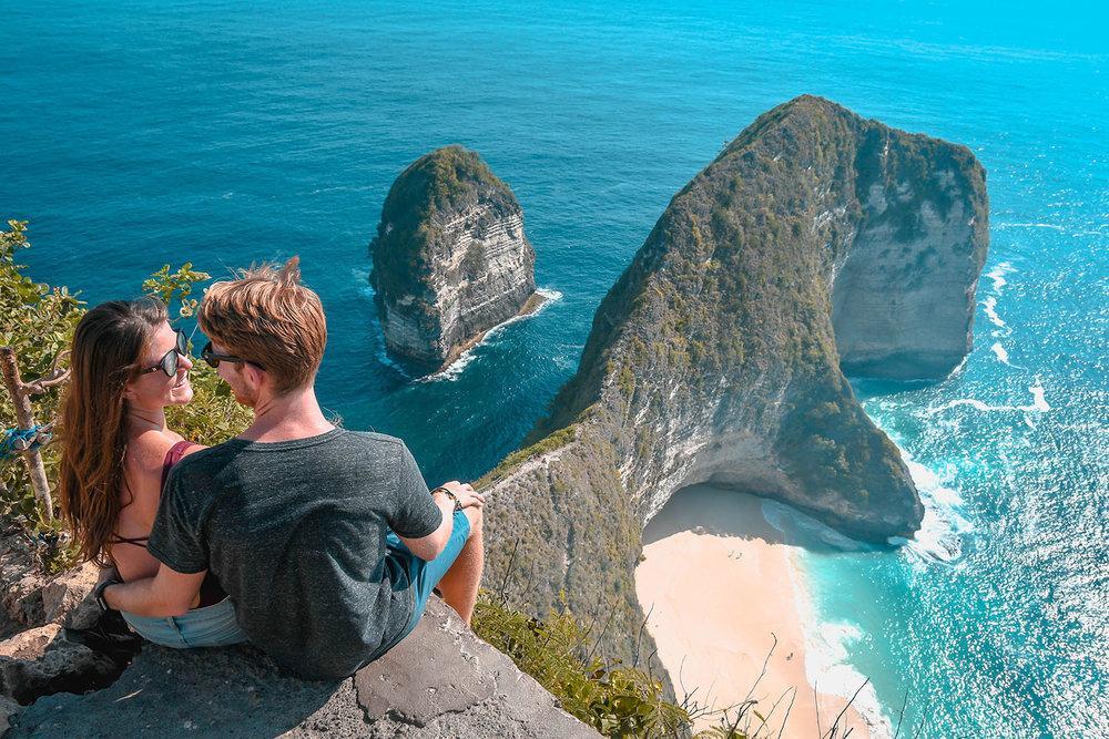 Things to do in Bali Nusa Penida Kelingking