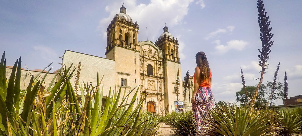 Mexico Travel Guide: Oaxaca Santa Domingo Church