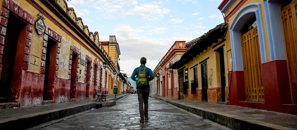Mexico Travel Guide: San Cristobal Street