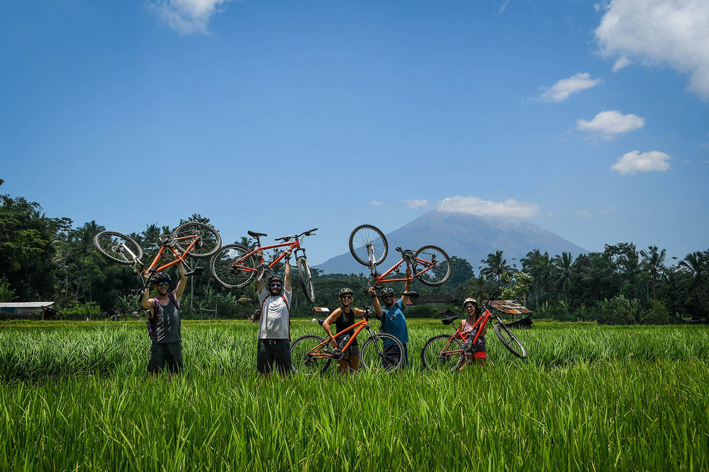 Things to do in Bali Countryside Bike Tour