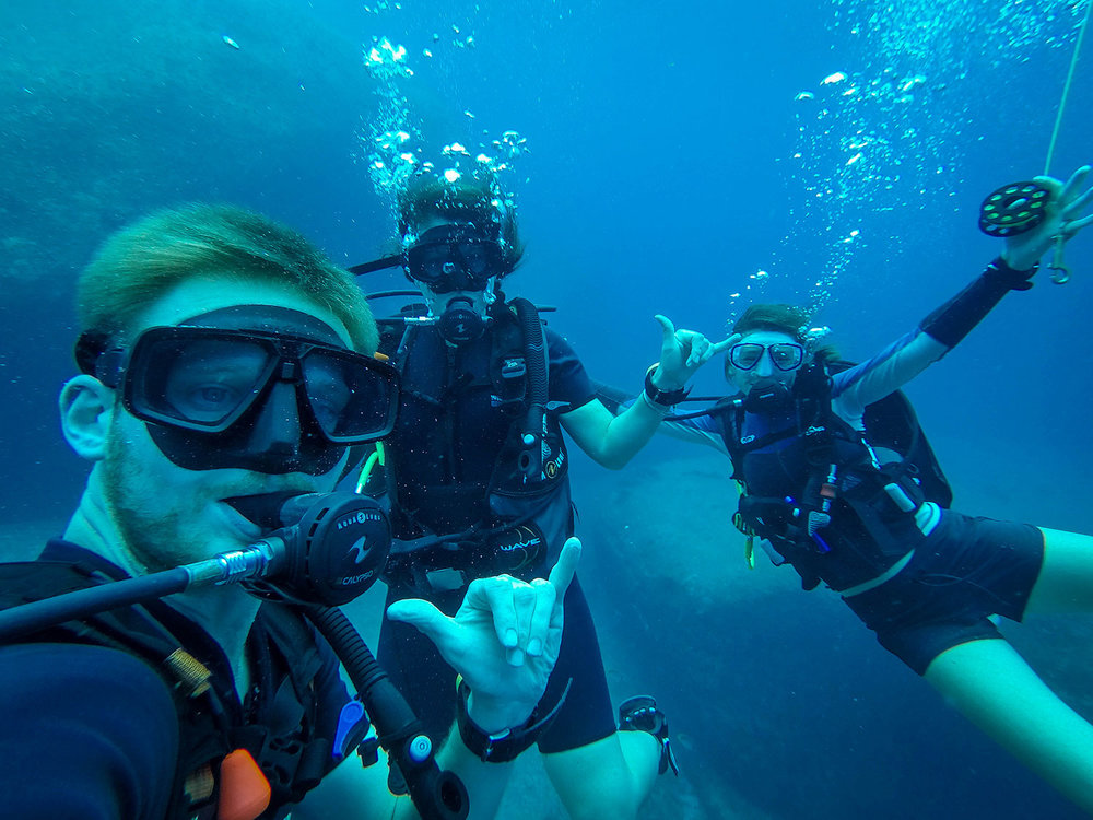 Things to do in Bali Scuba Diving