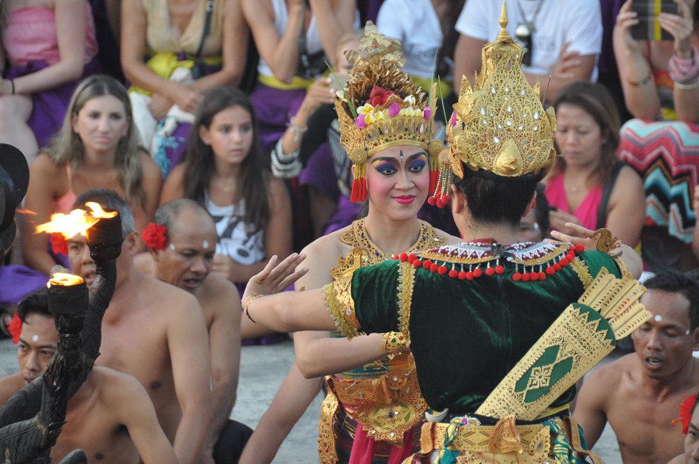 Things to do in Bali Uluwatu Kecak Dance