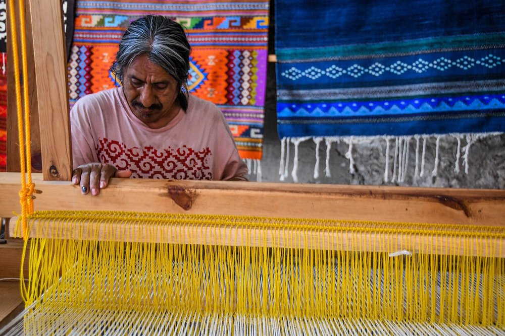 Things to Do in Oaxaca Traditional Weaving Village