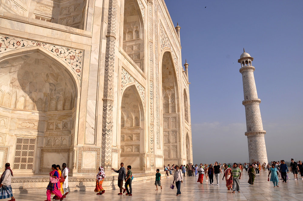 Top Tips for visiting Taj Mahal Agra India Travel Guide