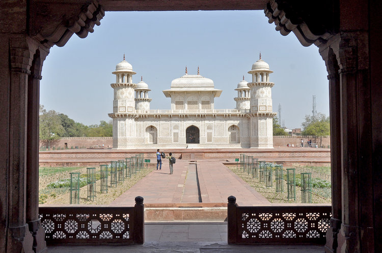 Agra India Travel Guide Baby Taj Mahal