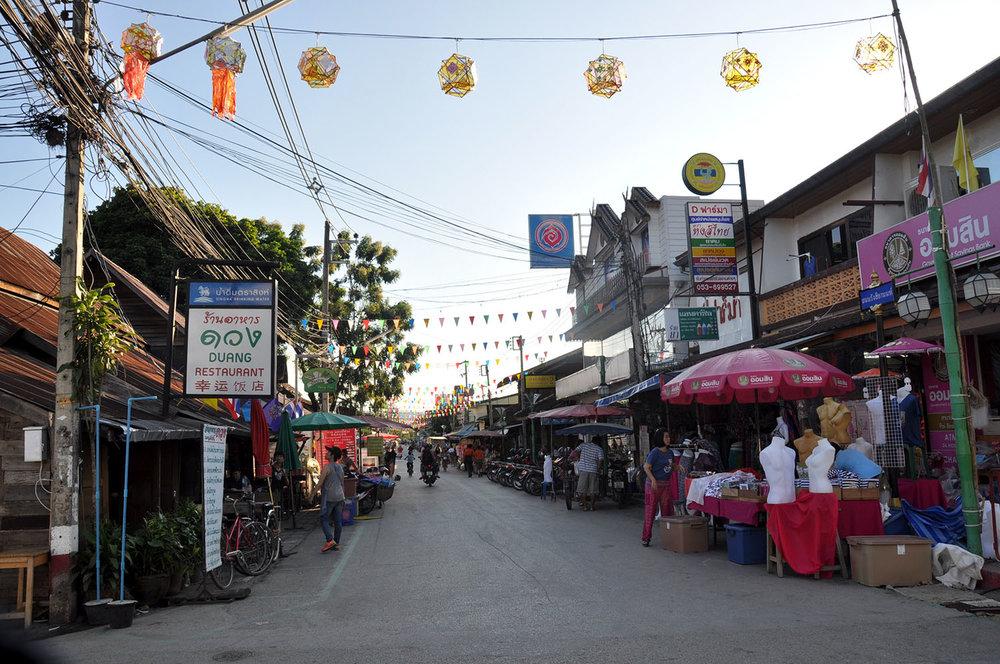 Pai Thailand Street Food