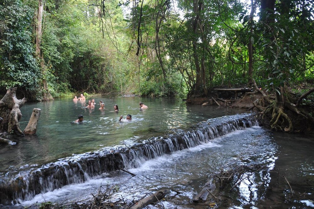 Secret Hot Springs Complete Guide to Pai, Thailand