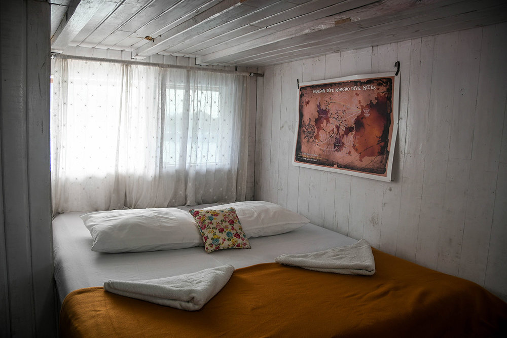 Komodo Liveaboard Dragon Dive Komodo Room