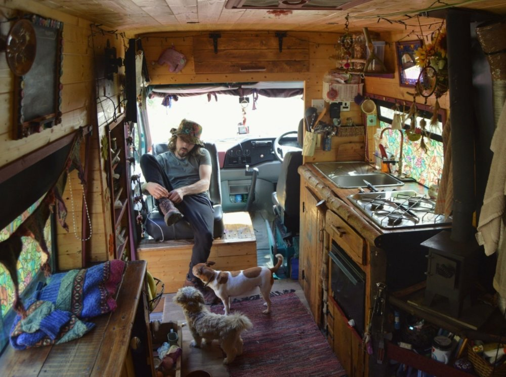 Campervan Rockstars Camper Travels