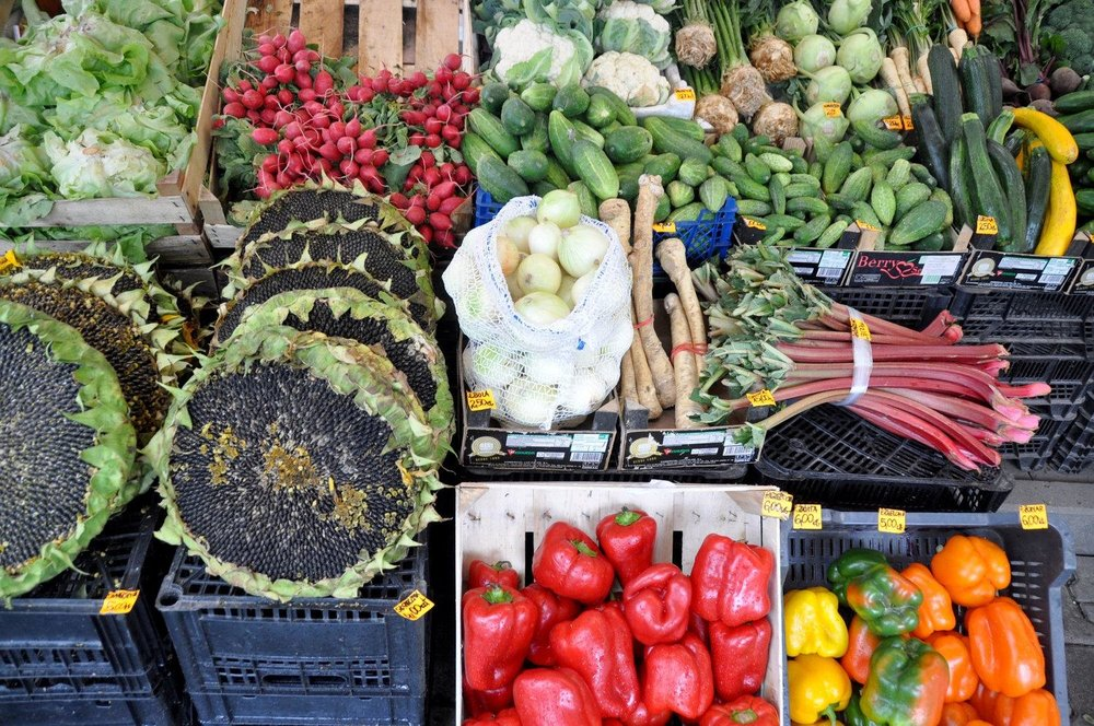 Farmers Market Poland