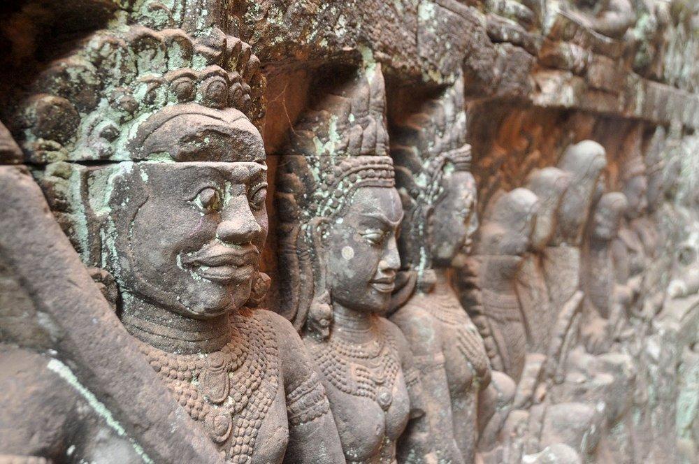 Ankor Wat details