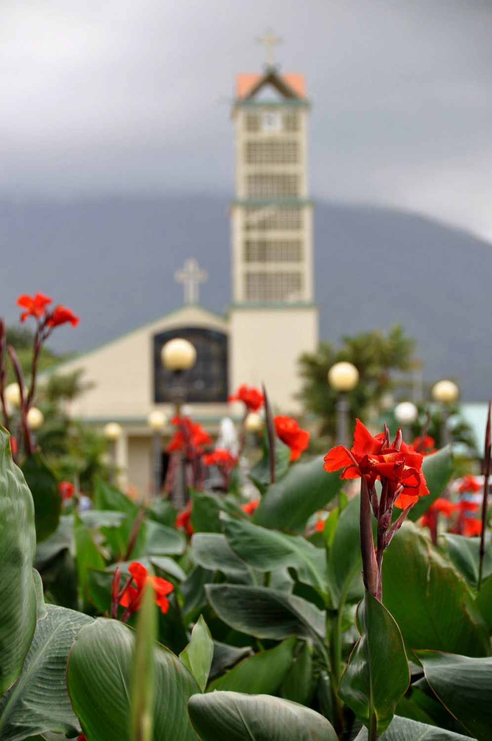 Arenal Costa Rica church photography tips