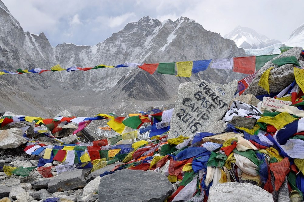 Everest Base Camp Photography Tips