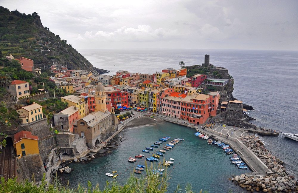 Cinque Terre photography tips