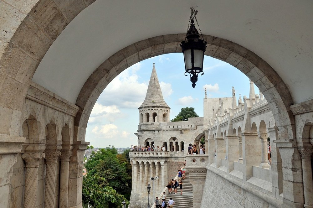 Fisherman's Bastions Things to Do in Budapest Travel