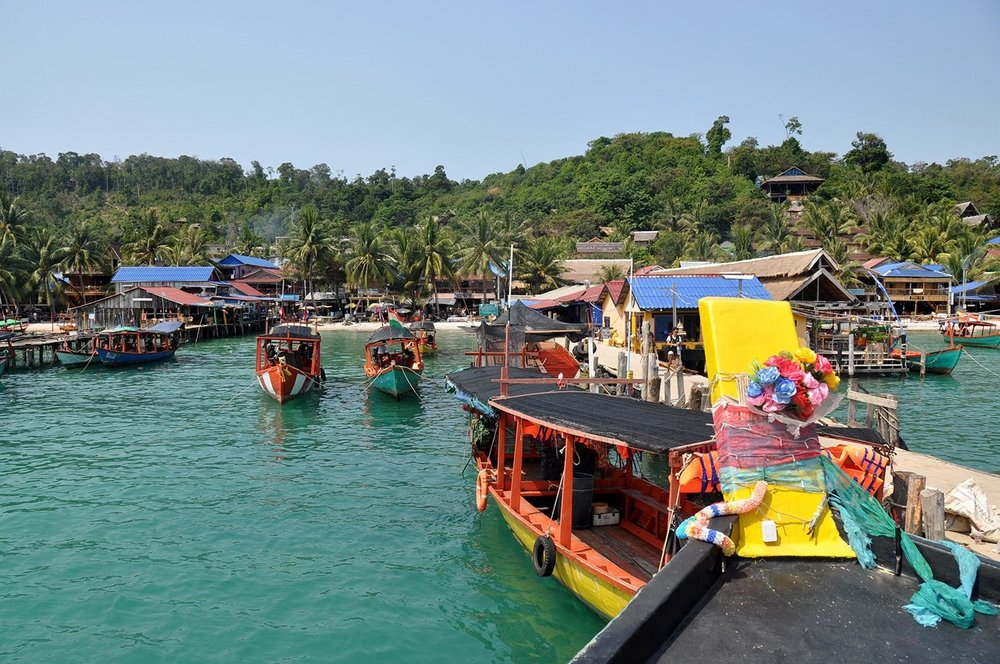 Two Weeks in Cambodia Itinerary Koh Rong