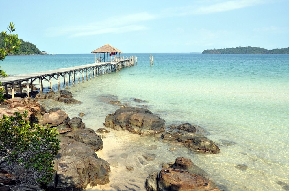 Two Weeks in Cambodia Itinerary Koh Rong Samloem