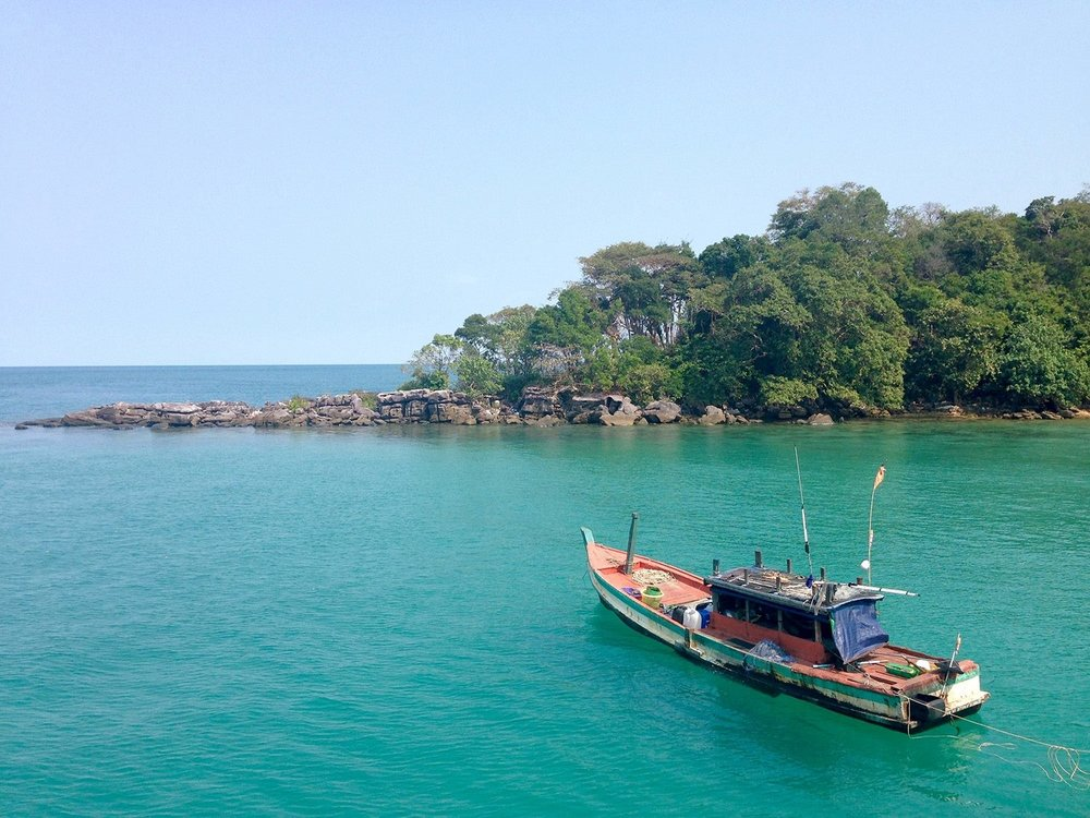 Two Weeks in Cambodia Itinerary Koh Rong Samleom