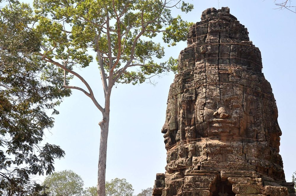 Two Weeks in Cambodia Itinerary Angkor Wat Temples Bayon