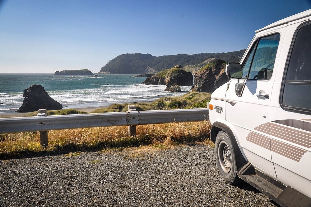 Green Road Trip Sustainable Travel Tips Campervan