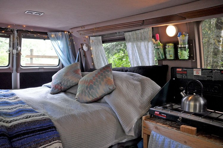 Diy Campervan Conversion On A Tiny Budget In Less Than 1 Week Two