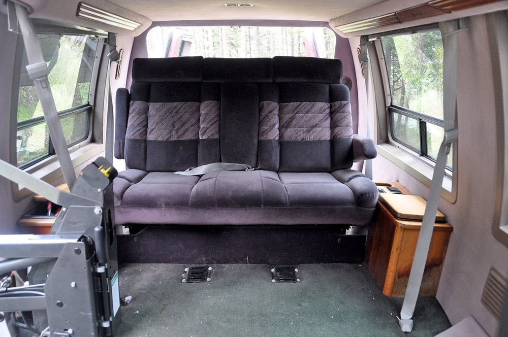 DIY Campervan Conversion on a Tiny Budget in Less Than 1 ...