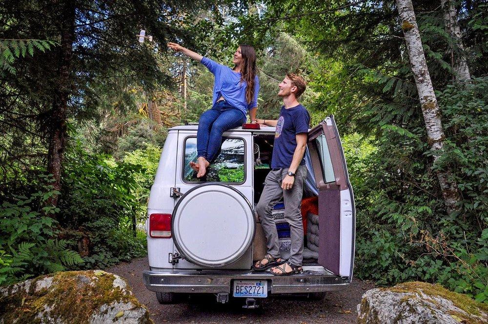 Campervan life Q&A
