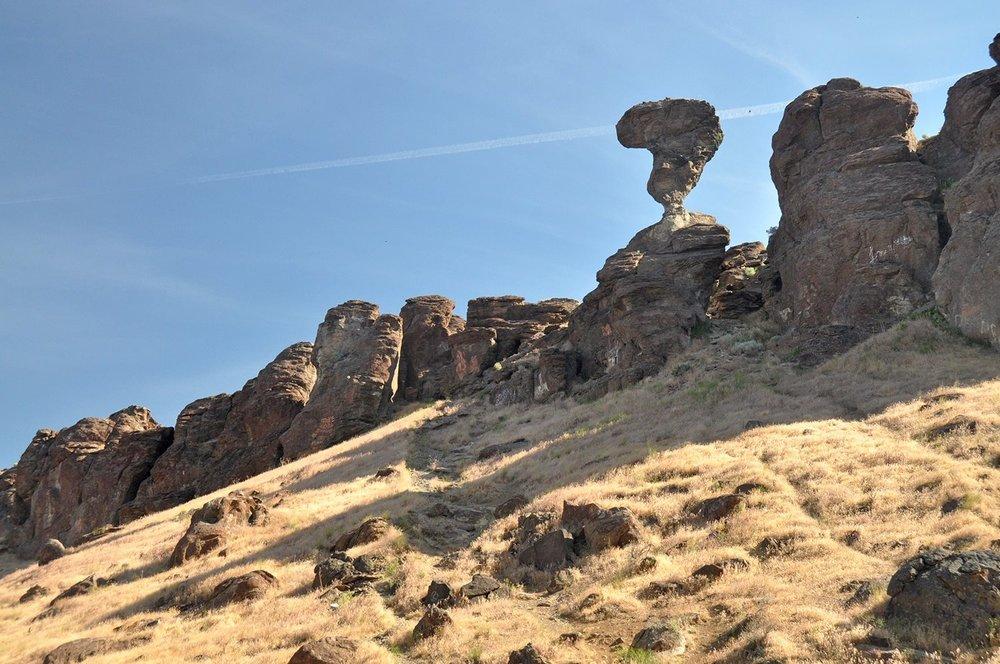 One Wild Week Road Tripping in Idaho Balanced Rock