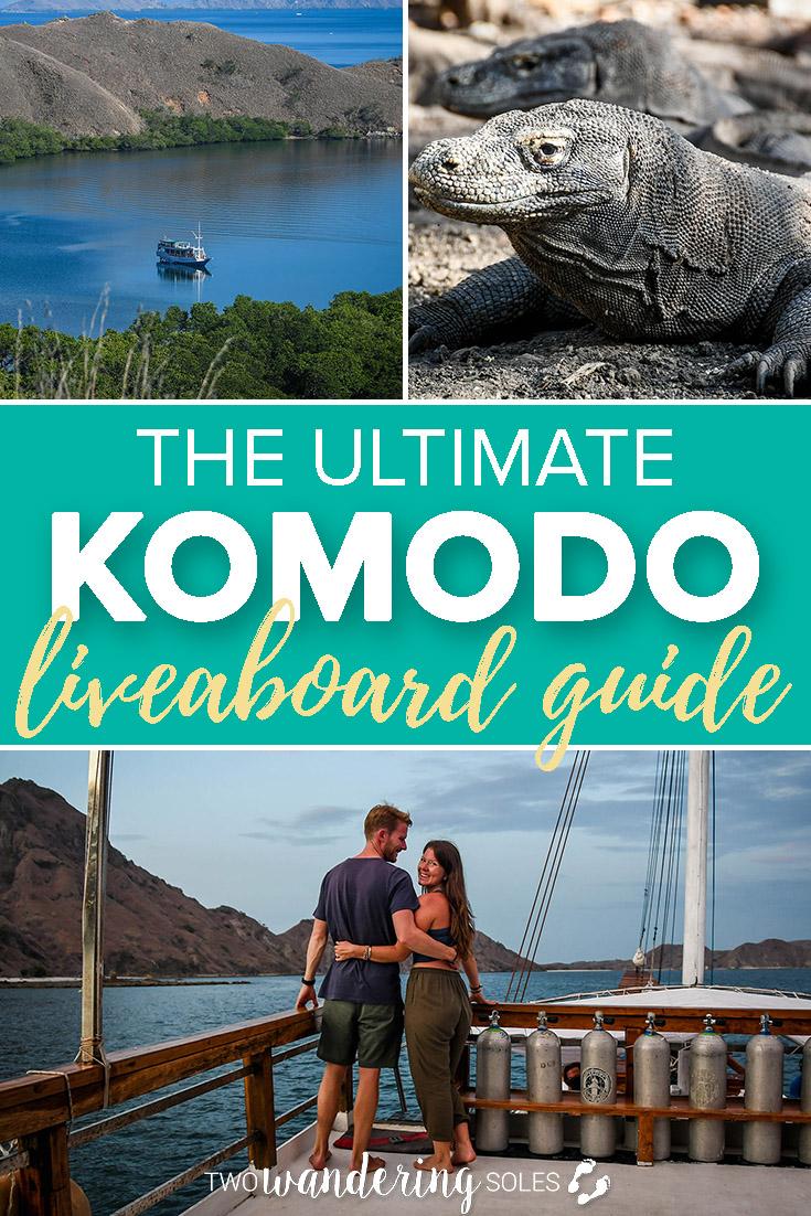 Komodo Liveaboard Diving Guide