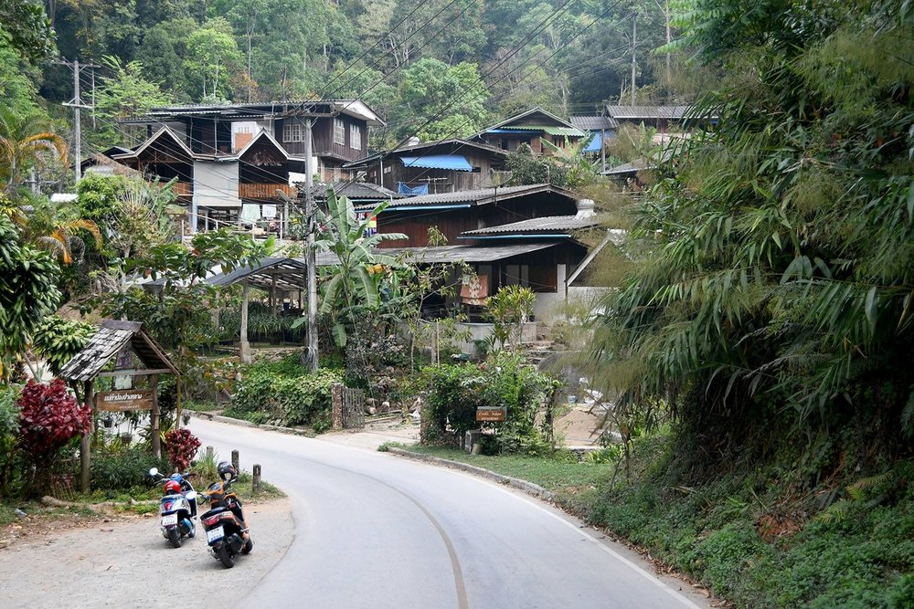 Sustainable Travel Thailand Hilltribe