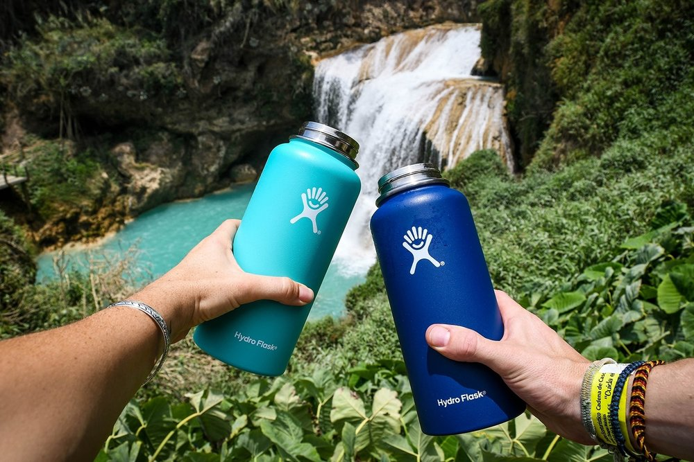 Hydroflask Water Bottles Eco Friendly Packing List